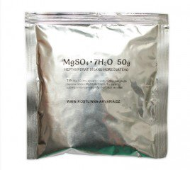 MAGNEES PLUS - siarczan magnezu (MgSO4x7H2O) - 65g