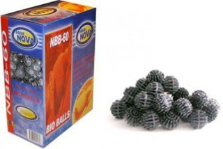 AQUA NOVA Bioballs 60 szt