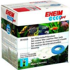 EHEIM zestaw wkładów do filtra ecco pro 2032-2036